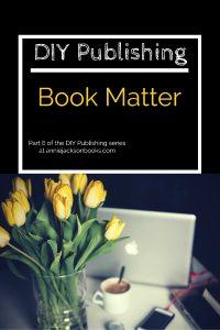 DIY Publishing Book Matter flower pinterest