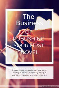 DIY Publishing Business pinterest