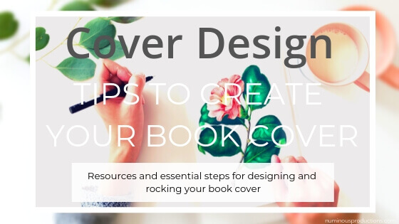 DIY Publishing Cover Design blog title