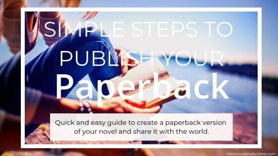 DIY Publish Your Paperback