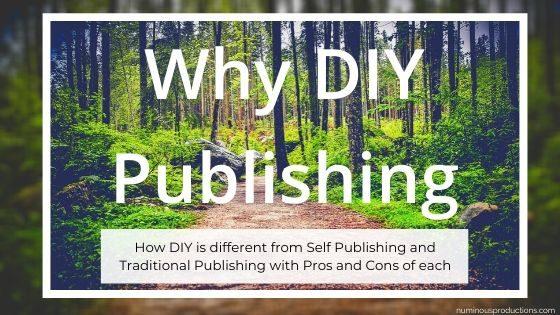 Why DIY publishing