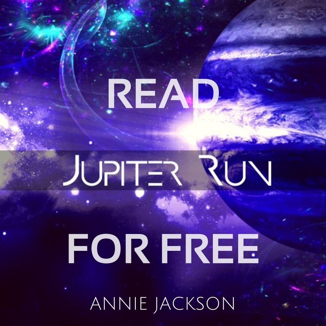 Read Jupiter Run for free
